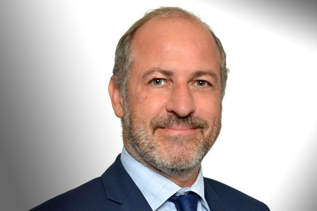 Fabien Vrignon, CEO de Keytrade Luxembourg. (Photo: Keytrade Luxembourg)