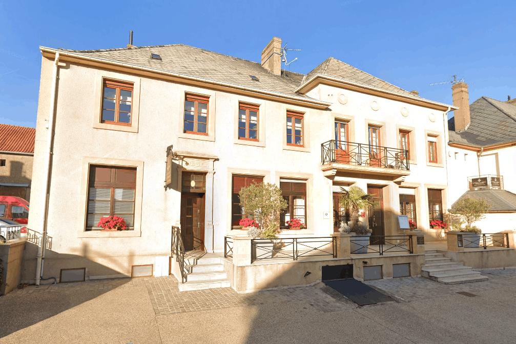 Le restaurant La Lorraine à Zoufftgen était un des rares étoilés de Moselle. Ce n'est plus le cas. (Photo: Capture d'écran/Google Map)