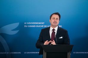 Le Premier ministre Xavier Bettel a annoncé, ce lundi, la mise en place de nouvelles mesures pour lutter contre la pandémie de Covid-19. (Photo: Matic Zorman / Maison Moderne)