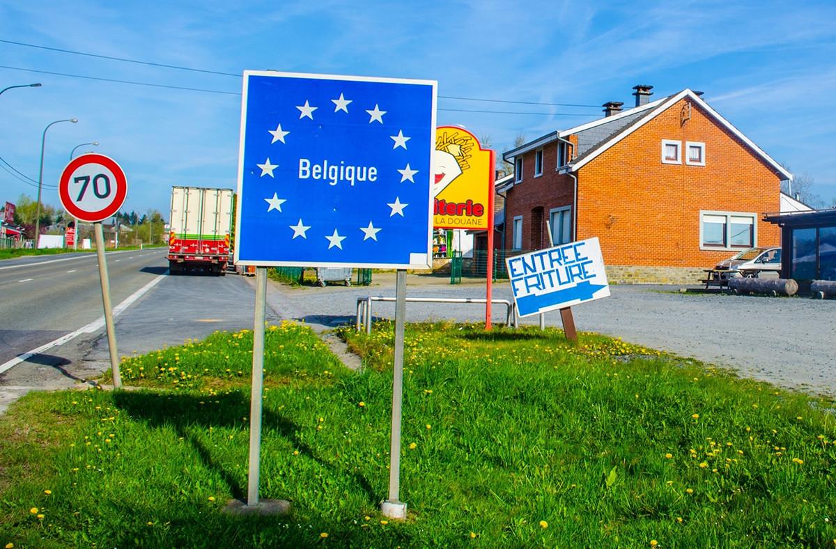 Un résident luxembourgeois peut se rendre, sauf dérogation, en Belgique durant 48heures au plus. (Photo: Shutterstock)