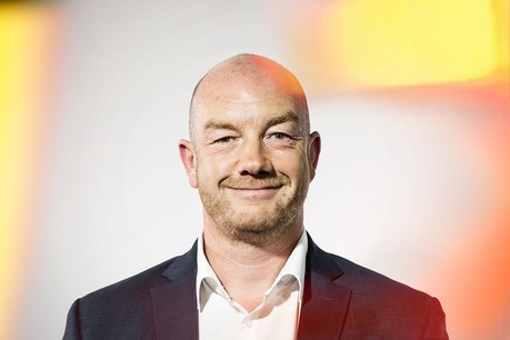 Fabrice Croiseaux, CEO d'InTech (Photo: Maison Moderne)