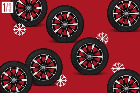 Rappel sur la réglementation au sujet de l'utilisation des pneus hiver au Luxembourg. Maison Moderne