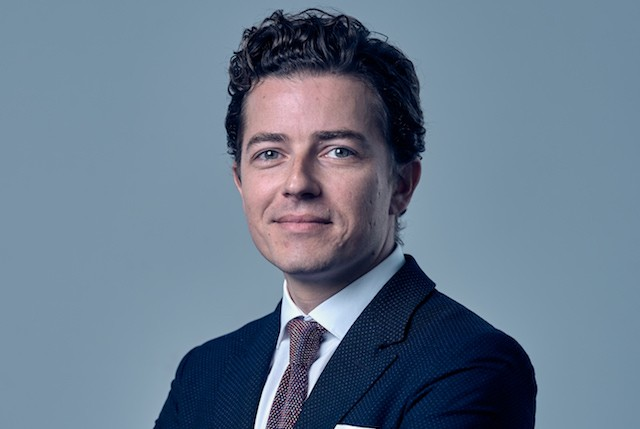 Nicolas Perrichot, Partner at Resumen (Photo: Olivier Toussaint, 2019)