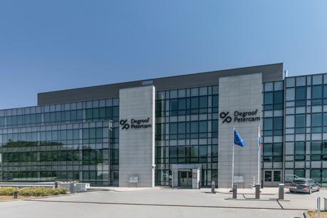 Le personnel de la banque Degroof Petercam réintègre le bâtiment depuis la mi-juin. (Photo: Degroof Petercam Luxembourg)