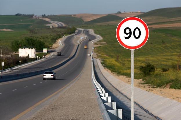 La régulation de vitesse sur l'A6 et l'A1 ne s'applique pas le week-end, les jours fériés et pendant les vacances. (Photo: Shutterstock)