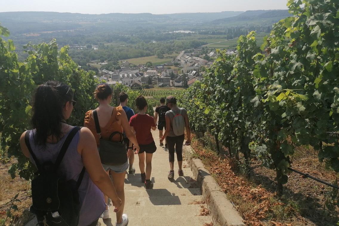 Le nombre de participants aux visites des guides d'un jour a plus que doublé entre 2019 et 2020. (Photo: Ministère du Tourisme)