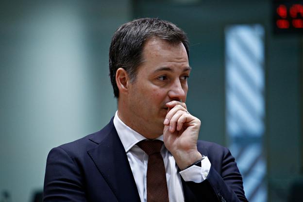 Le Premier ministre De Croo a annoncé que les nouvelles ne seraient pas bonnes dans les jours à venir. (Photo: Shutterstock)