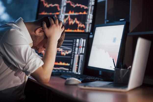 L'enchaînement des événements a amplifié l'anxiété des investisseurs, privés de repères après des chutes généralisées. (Photo: Shutterstock)