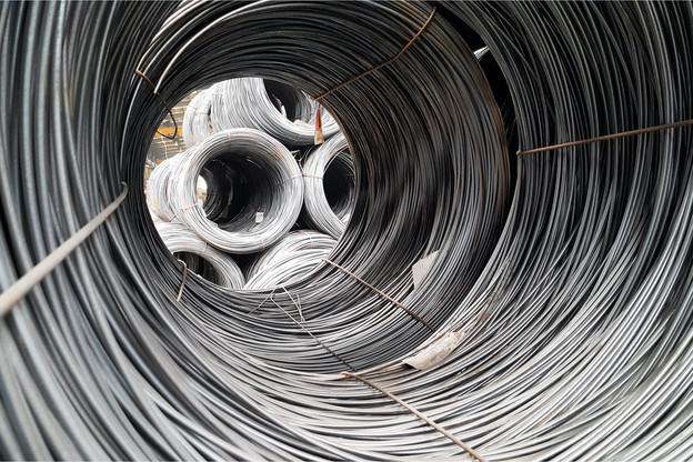 Le fer a vu son cours dévisser de 23% en quelques semaines sur fond d'inquiétude quant à la relance. Un phénomène qui touche toutes les matières premières industrielles. (Photo: Shutterstock)