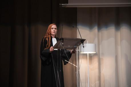 Marjorie Dabrowski a créé sa propre étude en 2020. (Photo: Simon Verjus/Maison Moderne)