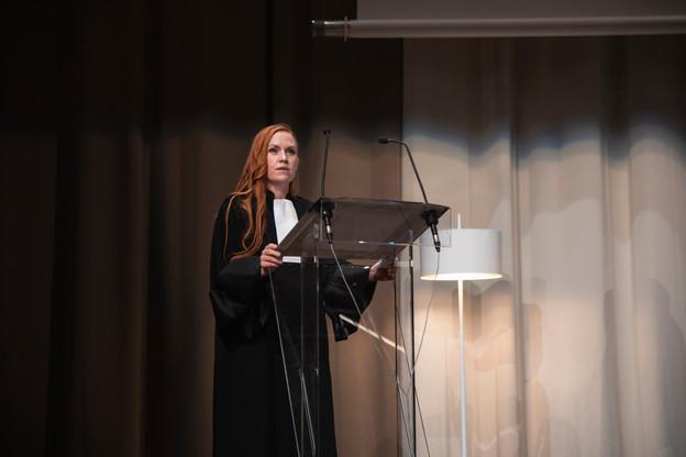MarjorieBaïja-Dabrowski a créé sa propre étude en 2020. (Photo: Simon Verjus/Maison Moderne)