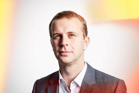 Ronan Vander Elst, Partner | Consulting – Digital & Technology Leader chez Deloitte (Photo: Maison Moderne)
