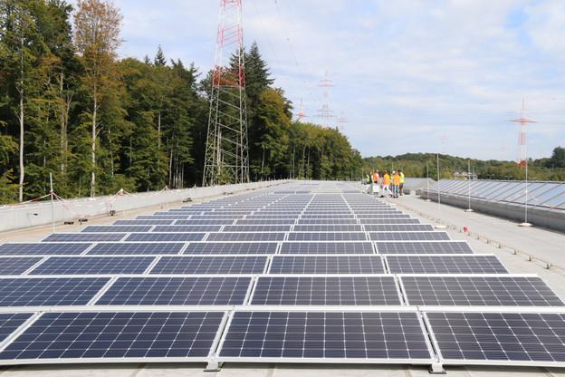 609 installations photovoltaïques ont été mises en service au Luxembourg en 2020. (Photo: Luxtram/Archives)