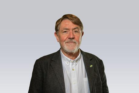 Le député CharlesMargue (déi Gréng) est un des quatre rapporteurs de la révision de la Constitution, aux côtés de SimoneBeissel (DP), Mars Di Bartolomeo (LSAP) et LéonGloden (CSV). (Photo: archives Maison Moderne)