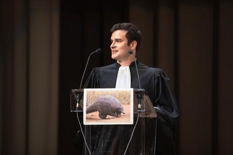 Davoud Hatami est avocat associé au sein du cabinet LexField. (Photo: Simon Verjus/Maison Moderne)