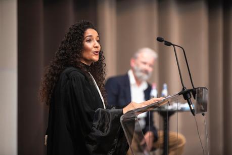Maroie Chabbi est avocate associée au sein du cabinet NautaDutilh. (Photo: Simon Verjus/Maison Moderne)