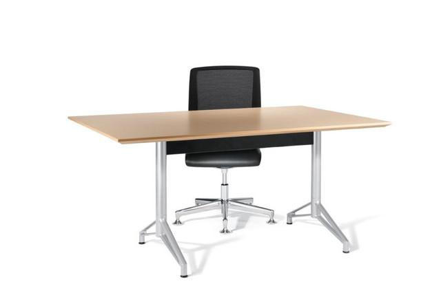 À quoi ressemble le mobilier de bureau aujourd'hui? (Photo: Interstuhl)
