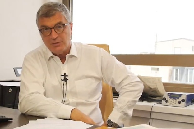 Marc Fiorentino. (Photo: Capture d'écran Youtube)
