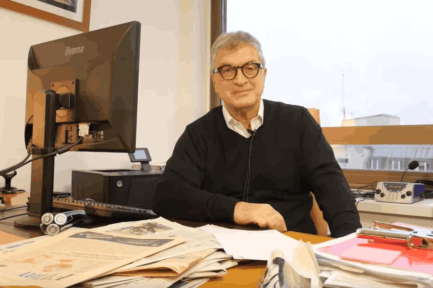 Marc Fiorentino, cofondateur de MeilleurPlacement et animateur, tous les vendredis, de «C'est votre argent» sur BFM TV. (Photo: Capture d'écran Youtube/archives)