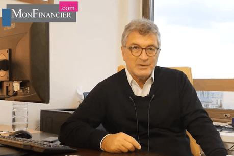 Marc Fiorentino. (Photo: Capture d'écran Youtube/Monfinancier.com)