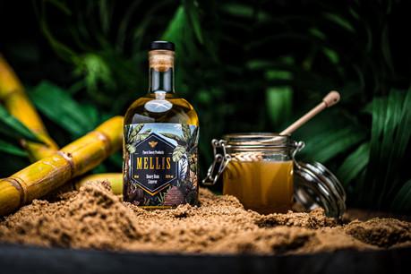 Mellis Honey Rum Liqueur  une «liqueur de rhum très douce et naturellement sucrée, qui incorpore le mélange des savoir-faire sud-américain et européen», selon Paul Thein, fondateur de Mellis. (Photo: Mellis)
