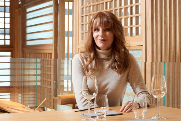 Cindy Arces admet un faible pour la cuisine gastronomique japonaise. (Photo: Andrés Lejona / Maison Moderne)