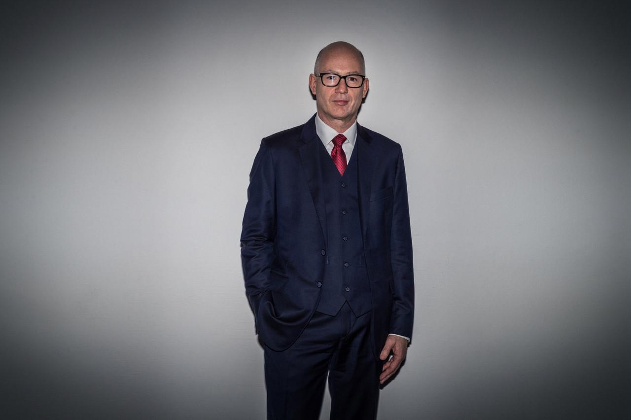 Luc Neuberg, président de l'Alrim, a vu le métier de risk manager changer suite à l'afflux réglementaire. (Photo: Mike Zenari / Archives)