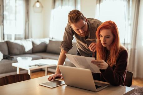 C'est auprès des ménages les plus défavorisés que le poids du logement est le plus lourd et a le plus augmenté ces dernières années. Entre 2012 et 2017, il a grimpé de 20% pour les plus défavorisés. (Photo: Shutterstock)
