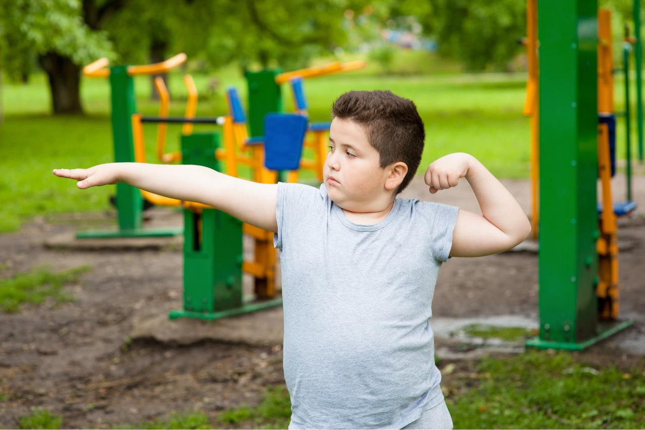 Pour enrayer le processus de surpoids, il faut intervenir dès la séparation des parents. (Photo: Shutterstock)