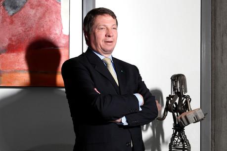 En 2010, Robert Dennewald présidait la Fedil. (Photo: Maison Moderne)