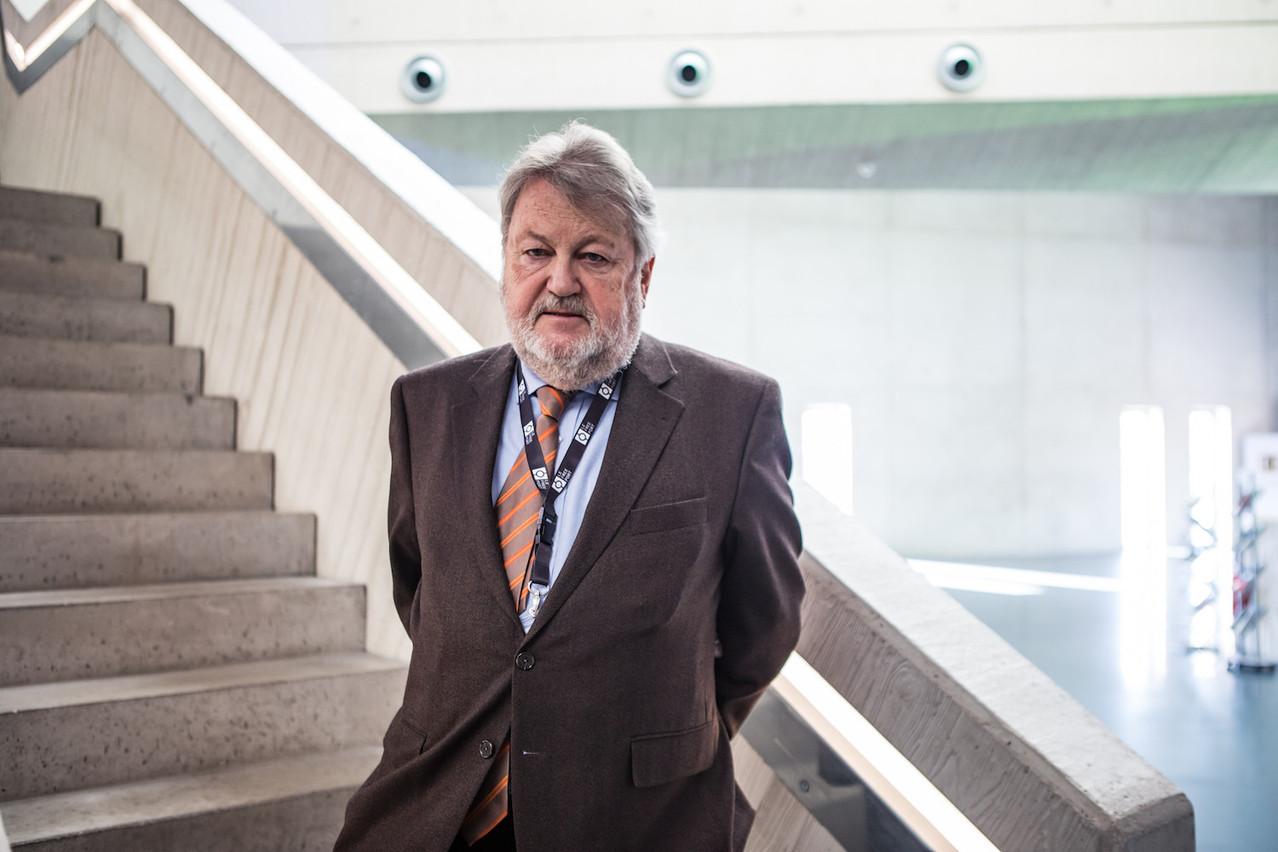 Arrivé en avril2015, RobertGoebbels a quitté la présidence du conseil d'administration du Freeport en mars. (Photo: Edouard Olszewski / Archives Paperjam)