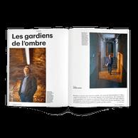Portfolio sur les gardiens de l'ombre, les spécialistes de la cybersécurité. ((Photos: Andrés Lejona / Maison Moderne))