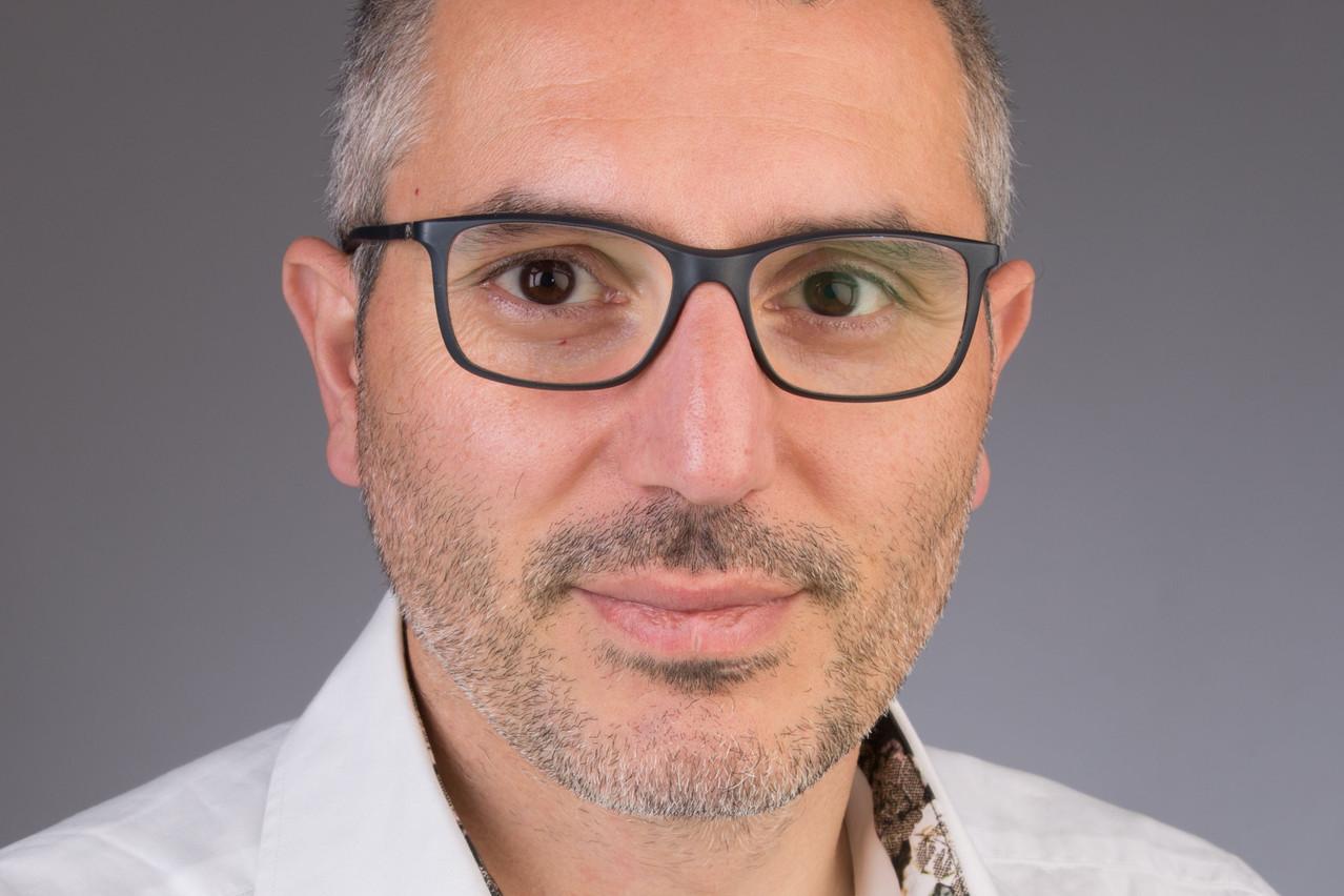 Roberto Mendolia est délégué du personnel au sein de Clearstream depuis 15 ans. (Photo: Aleba)