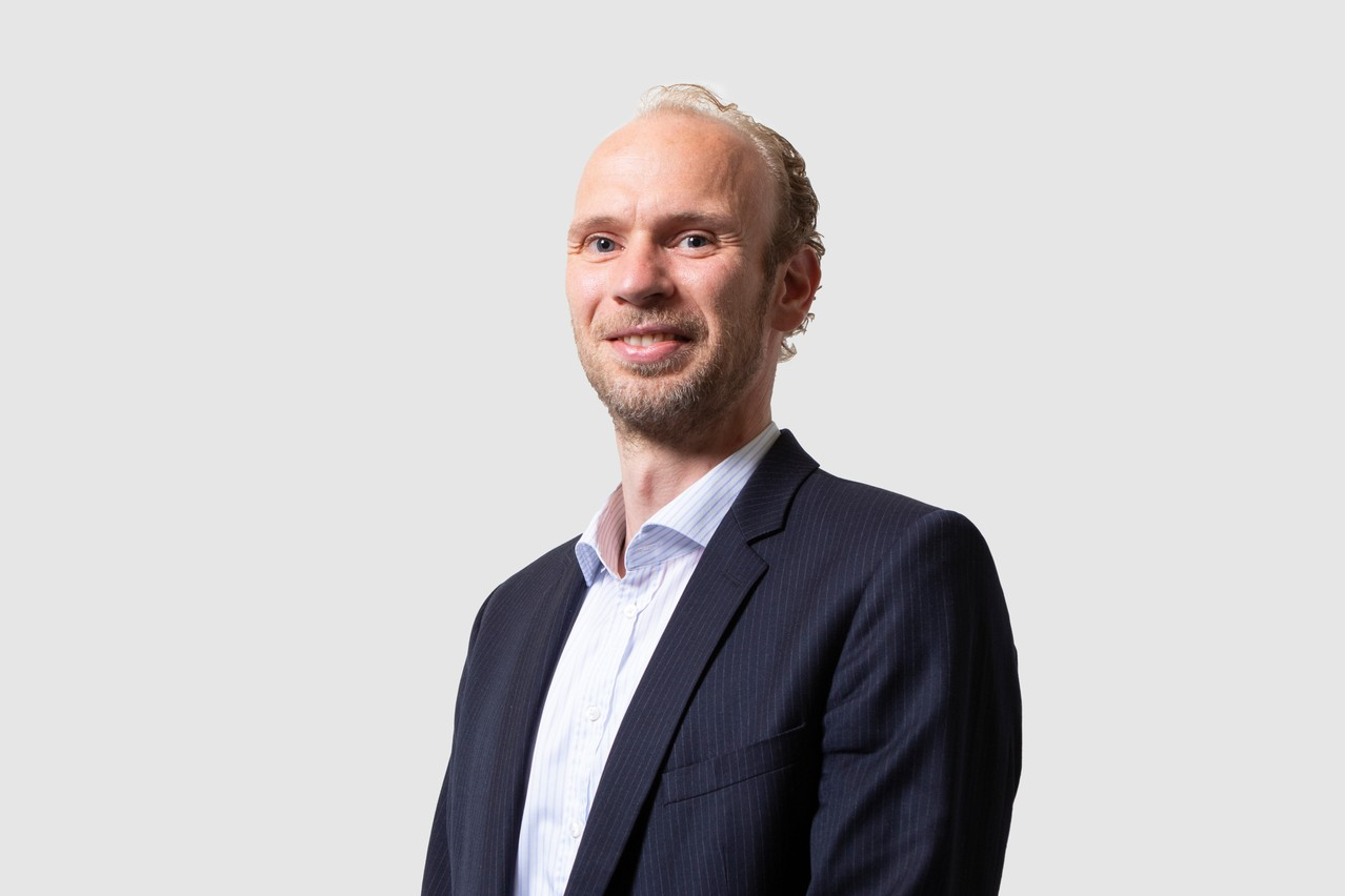 Tom De Maeyer, Business Unit Manager Robotics Maison Moderne