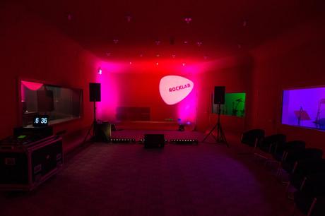 Avec le Rocklab, le Centre de musiques amplifiées dispose d'un outil de soutien et de promotion pour les artistes locaux. (Photo: Mike Zenari)