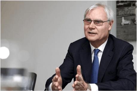 Romain Bausch est l'ancien CEO de SES. Il en préside le conseil d'administration. (Photo: Olivier Minaire/archives)