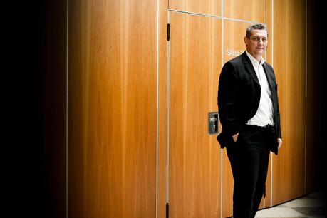 Romain Schmit en 2010, quand il a écrit son analyse du Luxembourg de 2020 pour Paperjam. (Photo: Maison Moderne)