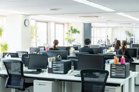 Quelle est la meilleure option de retour au bureau pour limiter la propagation du Covid? Des chercheurs français se sont penchés sur la question. (Photo: Shutterstock)