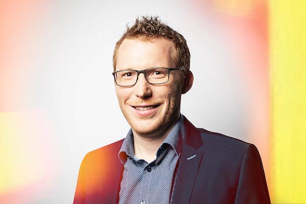 Frédéric Warrant, Solution Architect, CTG. (Photo: Maison Moderne)