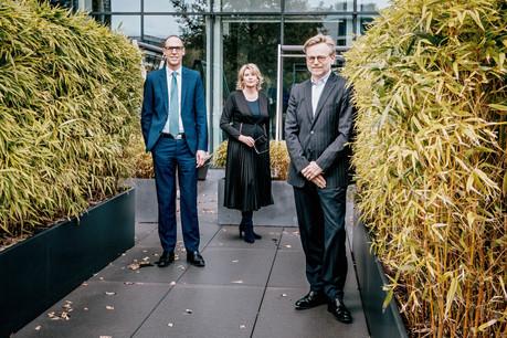 De gauche à droite: Michael Schweiger, Sabrina Martin et Marc Meyers. Crédit: Gaël Lesure