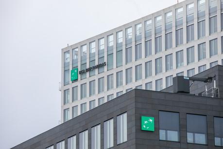 Les deux nouveaux bâtiments du groupe inaugurés en 2016 affichent une triple certification environnementale. (Photo: Matic Zorman/Maison Moderne)