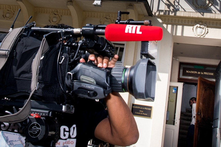Despite being a commercial operator, RTL has a public broadcaster function in Luxembourg Photo: Nader Ghavami/Maison Moderne