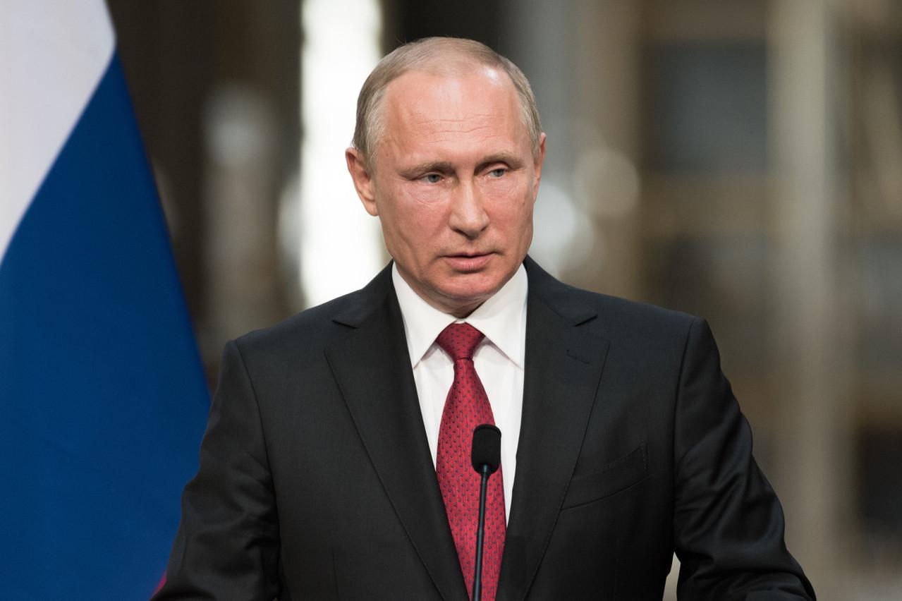 Vladimir Poutine a annoncé la découverte ce mardi matin dans le cadre d'une vidéoconférence. (Photo: Shutterstock)