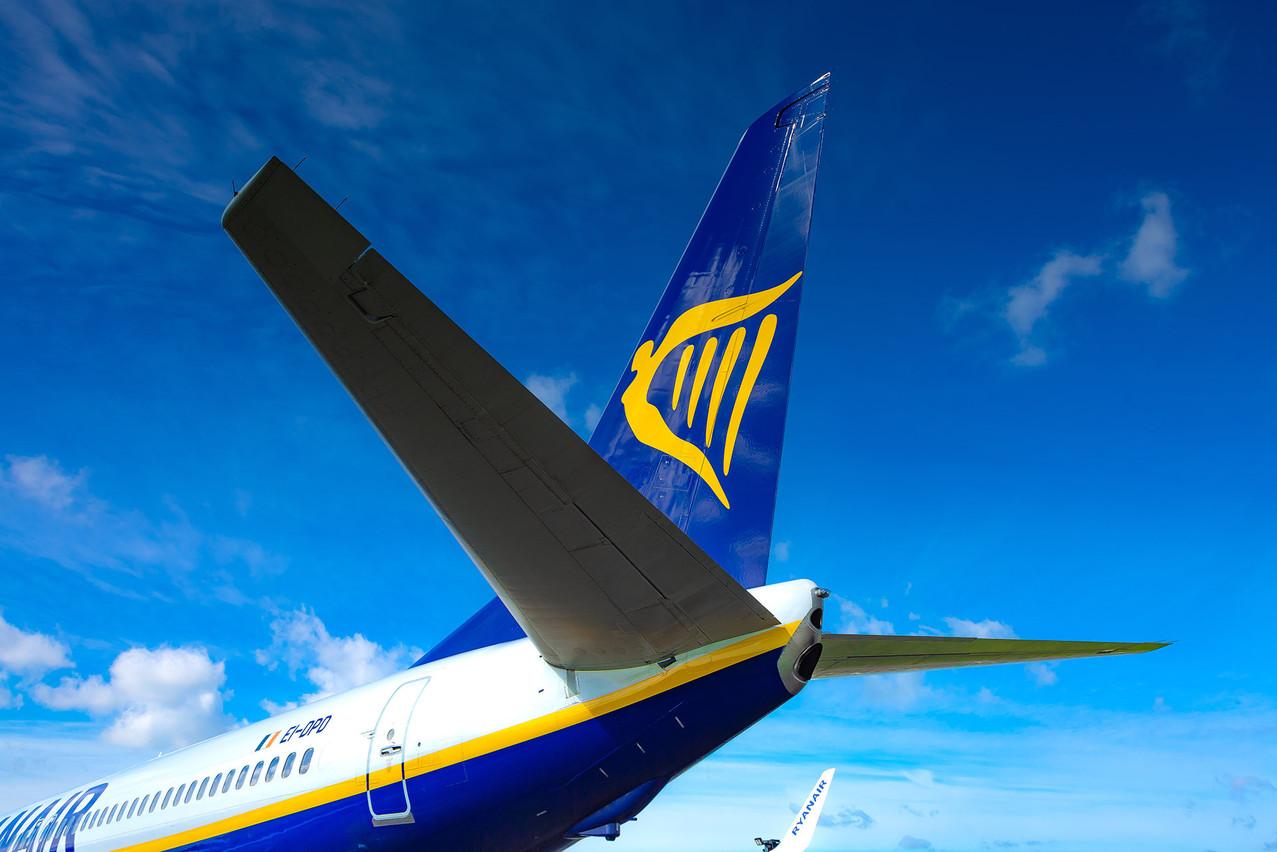 La compagnie à bas coût propose une quinzaine de liaisons au départ de Luxembourg. (Photo: Ryanair)