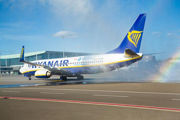 En octobre 2020, la capacité proposée par Ryanair ne représentera que 40% de celle d'octobre 2019. (Photo: Ryanair)