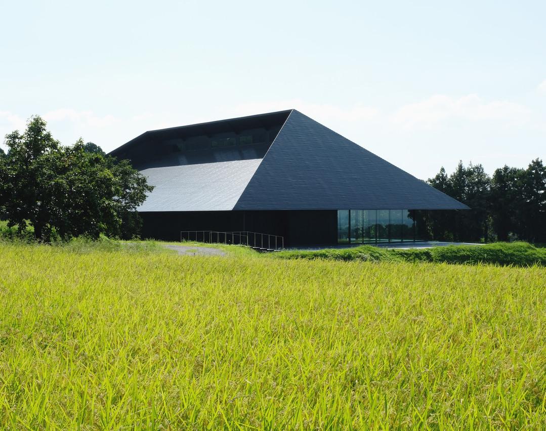 La brasserie du saké IWA 5 au Japon, dessinée par l'architecteKengo Kuma. (Photo: DR)