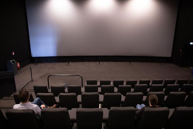 Kinepolis permet désormais à des groupes allant jusqu'à 10 personnes de privatiser des salles de cinéma, pour un prix forfaitaire de 199 euros. (Photo: Matic Zorman/Maison Moderne)
