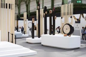 À l'occasion du salon Révélations, le Luxembourg s'expose au Grand Palais à Paris. ((Photo:Antoine Seiter))
