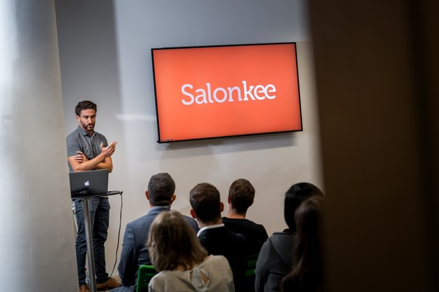 Tom Michels, CEO de Salonkee. (Photo: Nader Ghavami / Archives)