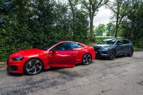 Modèle: Audi RS5 ((Photo: Mike Zenari))